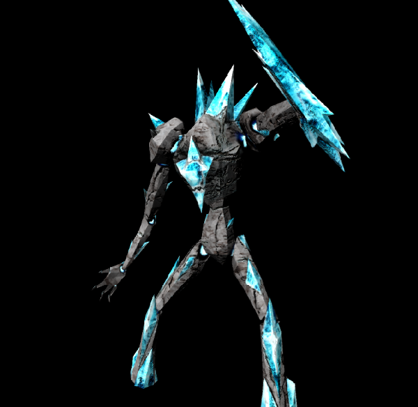 IceGolem_Colored_Posed_Front